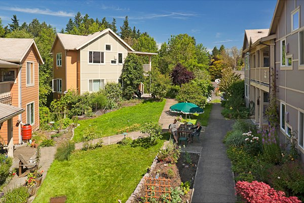 LIVING IN COMMUNITY - Cascadia Commons on Cascadia Outdoor Living Spaces id=31002